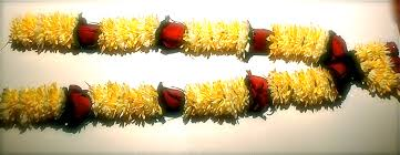Garlands For Indian Weddings Fresh Garlands U2013 Delta Wedding And Party Centre