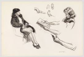 these sketches will take you into the artistic mind of edward