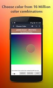 android color picker color picker android apps on play