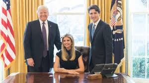 ivanka trump posts photo of herself behind oval office desk
