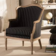 Upholstered Accent Chair Beige Chairs Living Room Furniture The Home Depot