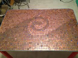 penny craft table heads on one side tales on the other home