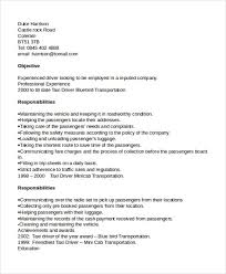 Bus Driver Resume Template Bus Driver Cv Example For Transportation Livecareer Download Cdl
