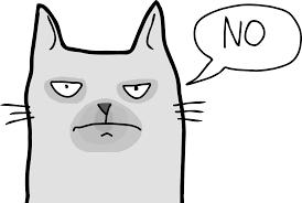 grumpy cat clipart clipartxtras