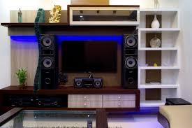 Living Room Tv Cabinet Interior Design Contemporary Tv Unit My Interior Design Projects Pinterest