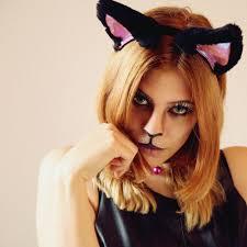 halloween kitty makeup images