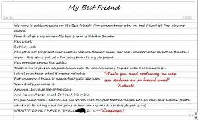Write My Best Admission Essay by Essay Writing My Friend Home Bigaustin