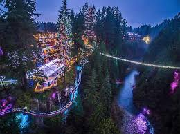 vancouver christmas light maze 40 things to do in vancouver this holiday season