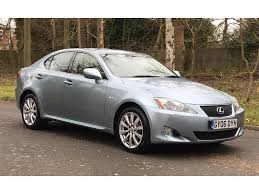 toyota lexus is 220d used lexus is 220d saloon 2 2 td se l 4dr in newcastle upon tyne
