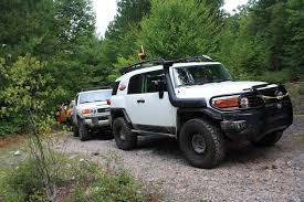 Fj Cruiser Roof Rack Oem by Any Front Skids Front Diff Plates Known To Work With Mostly All