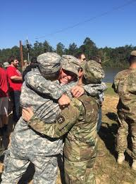 first female soldiers graduate elite army ranger school first female army reserve graduate of army ranger school u s army