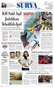 e paper surya edisi 4 maret 2013 by harian surya issuu