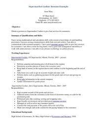 grocery store cashier job description cover letter cashier job description for resume cashier job