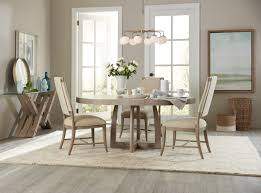 round pedestal dining room table hooker furniture dining room affinity 48in round pedestal dining