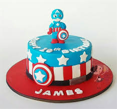 captain america cake topper cheryl s signature cakes cake collection