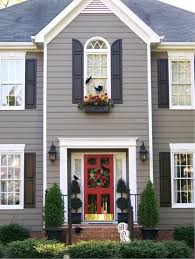 interior design exterior paint color combinations images with