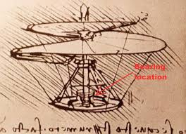 the helicopter leonardo da vinci u0027s inventions