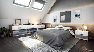 bedroom ideas for bedrooms sitting area table lamp tray ceiling ideas for bedrooms sitting area table lamp tray ceiling wallpaper white window casing carpet and gray walls contemporary rug armchair bedding beige cream