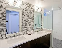bathroom glass tile ideas wonderful fresh glass tile backsplash in bathroom best ideas 4106
