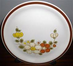oven to table platter vintage 1980s countryside stoneware collection dinner plate retro