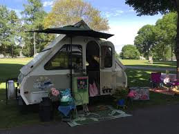 A Frame Awning Camper Going Places Doing Things Country Living Fair