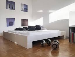 bett modern design schlafzimmer modern und gemütlich bett teppich b