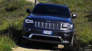 light blue jeep cherokee 2014 jeep grand cherokee eu version off road front hd