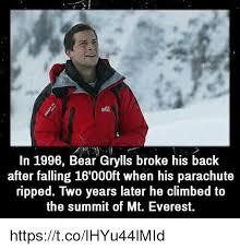 Bear Grylls Memes - 25 best memes about grylls grylls memes