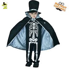 Boys Skeleton Halloween Costume Compare Prices Kids Scary Halloween Costumes Shopping
