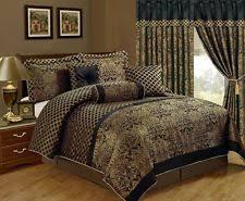 Black Comforter King King Comforters U0026 Bedding Sets Ebay