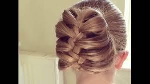 chopstick birdcage braid by sweethearts hair design youtube