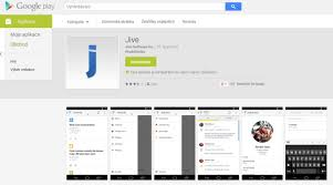 Jive Developer Scn App On Play App Store