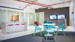 Office Tables Design In India Asia Pacific Furniture Showrooms Steelcase