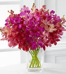 orchid bouquet tickled pink orchid bouquet royal fleur florist larkspur ca 94939