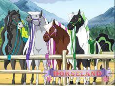 horseland color billchan deviantart horseland