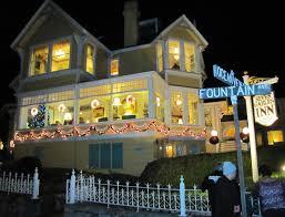 christmas at inns