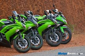 kawasaki ninja 650 motorbeam indian car bike news review price