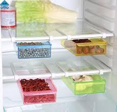 plastique cuisine wishome en plastique réfrigérateur tiroir cadre divers recevoir