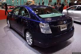 lexus hybrid hs price tokyo u002709 toyota sai hybrid is a budget lexus hs 250h