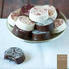 chocolate covered oreos recipe chew town food blog