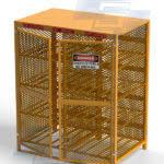Fuel Storage Cabinet Cylinder Cabinets Ega Products Inc