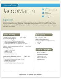 resume examples 10 good detailed accurate best profile personal