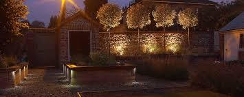 Home Design Lighting Suriname by Smart Gardens 2 Garden Lighting Ideas Loxone Blog