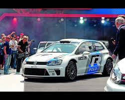 volkswagen racing wallpaper polo r wrc rallye and street concept 2012