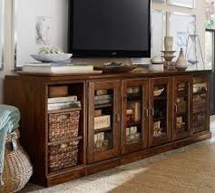 Long Low Bookcase Wood Low Bookcases With Doors Foter