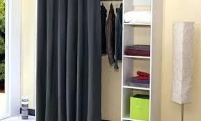 meuble rideau cuisine ikea rideau coulissant pour placard rideaux pour placard de cuisine