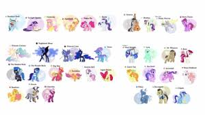 Names Of Purple by My Little Pony Names Mlp Names Names Of My Little Pony Friendship