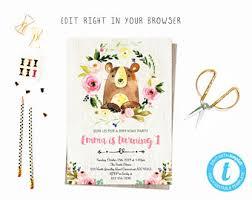 bear template etsy