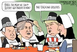 new yorker thanksgiving cartoon trump team of rivals thanksgiving darcy cartoons cleveland com