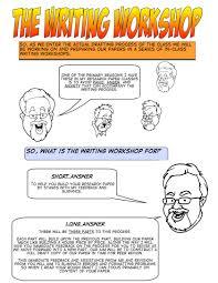 writing workshops u2013 process and checklist u2013 composition 2